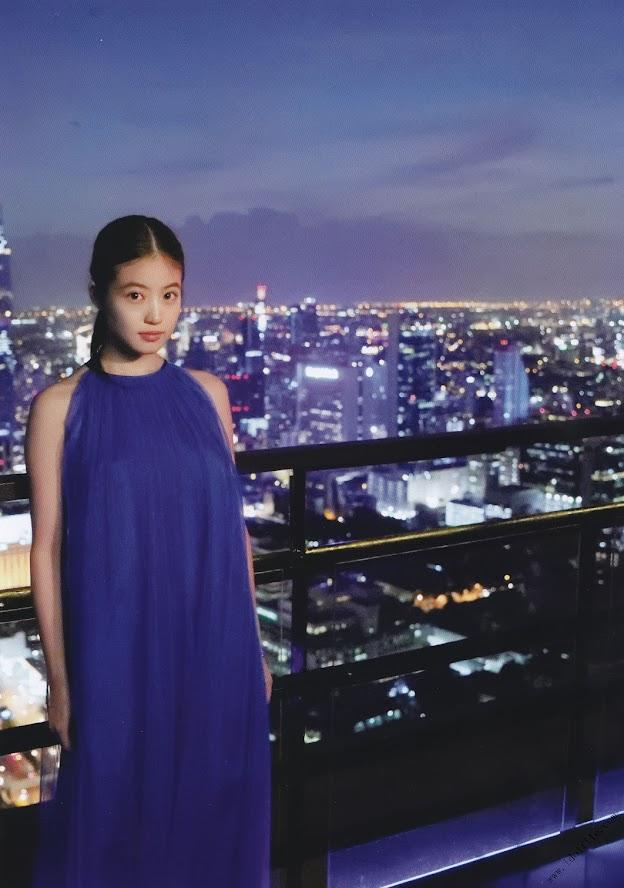 2020.01.21 今田美桜写真集 ラストショット
