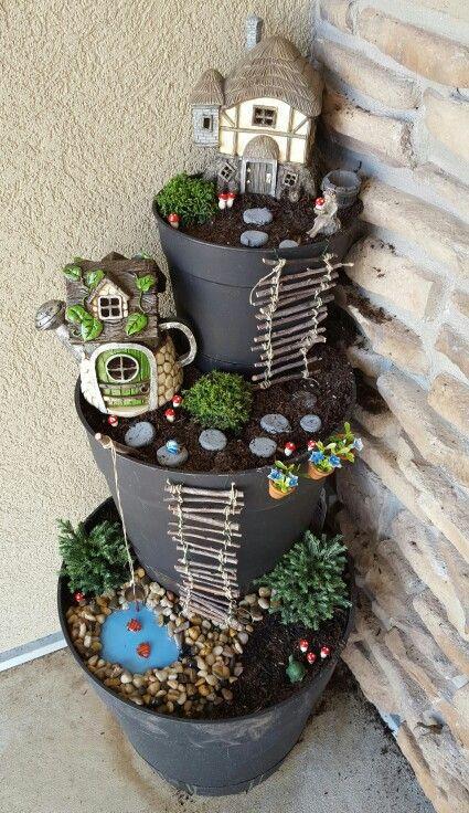 Beautiful Free Diy Indoor Mini Garden Ideas With Miniature