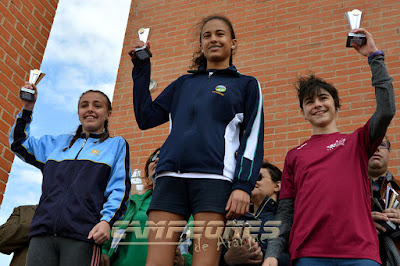 Cross de San Isidro 2018