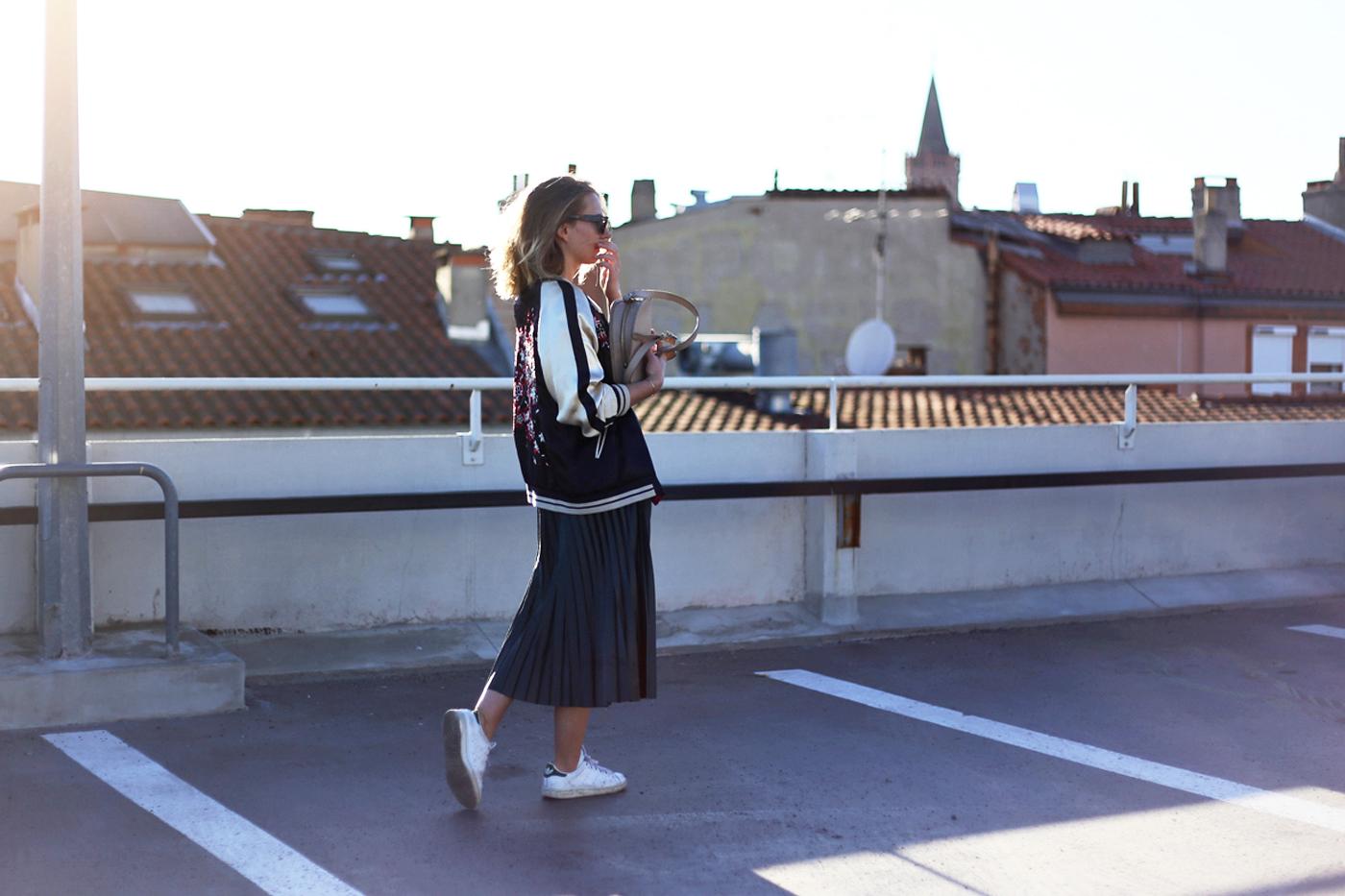 blog mode veste adidas Blog mode Lily Chelmey