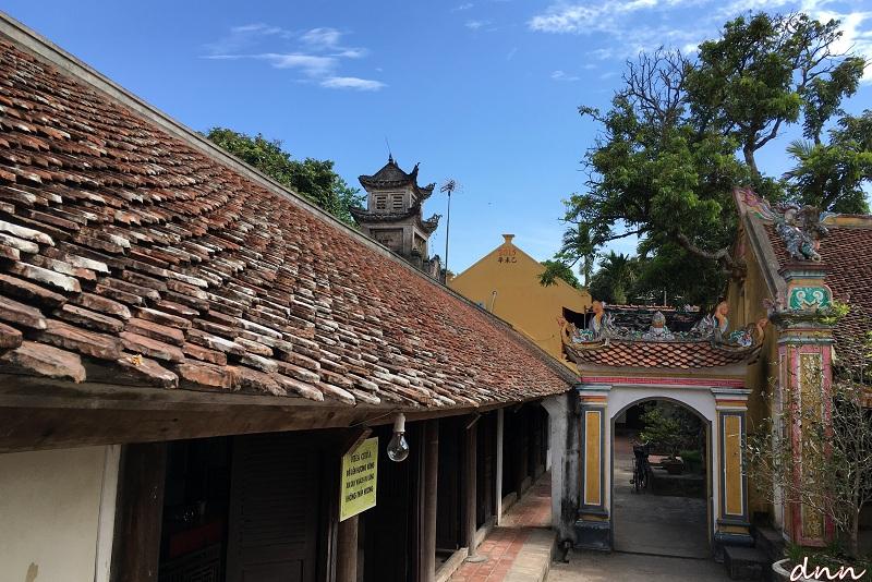 chùa lương - hải hậu