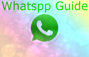 Latest Whatsapp Full Guides ,Hacks and Tricks 2014-2015
