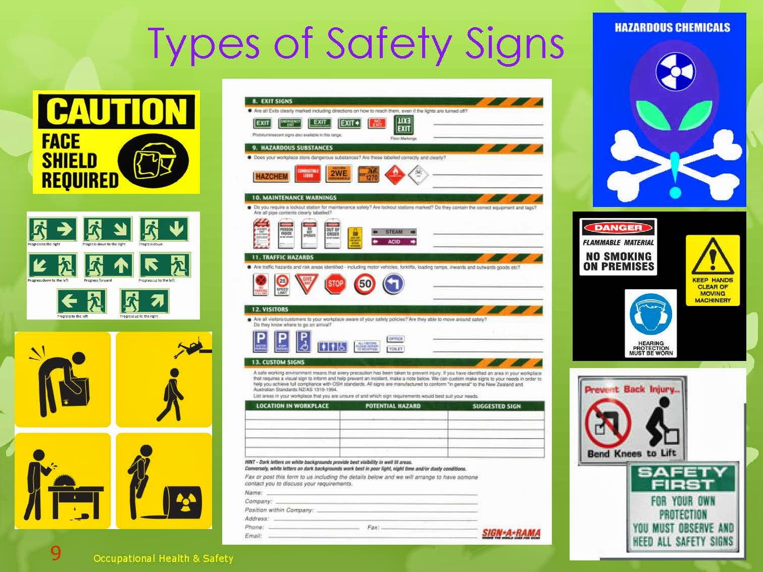 how to carry out occupational health and safety risk assessment