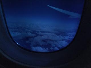 9レグ JL407 東京・成田-フランクフルト エコノミークラス | 搭乗記録 | マイル修行:JAL・JGCの旅2016