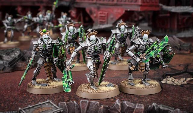 Lychguard Necrones