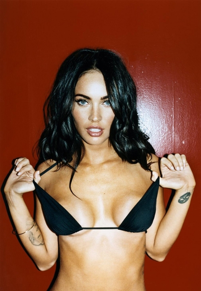 DESCARGAS DE TERROR: MEGAN FOX