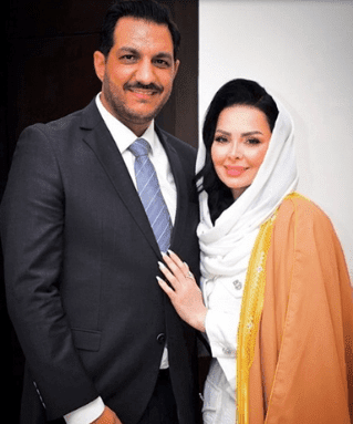 زواج ديانا كرزون و معاذ العمري