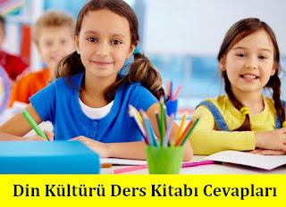 4. Sınıf Din Kültürü Ders Kitabı Cevapları