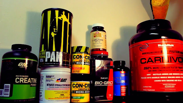 bodybuilding supplement stacks