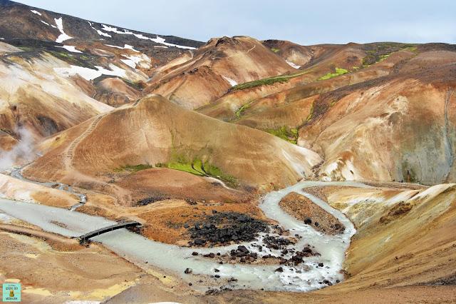 Hveradalir, Islandia
