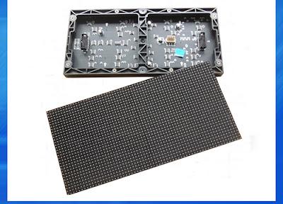 Thiết kế màn hình led p4 module led chính hãng tại Hải Dương