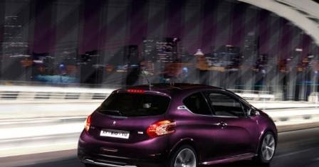 Peugeot 208 Xy Small But Luxury Cars Car Zone
