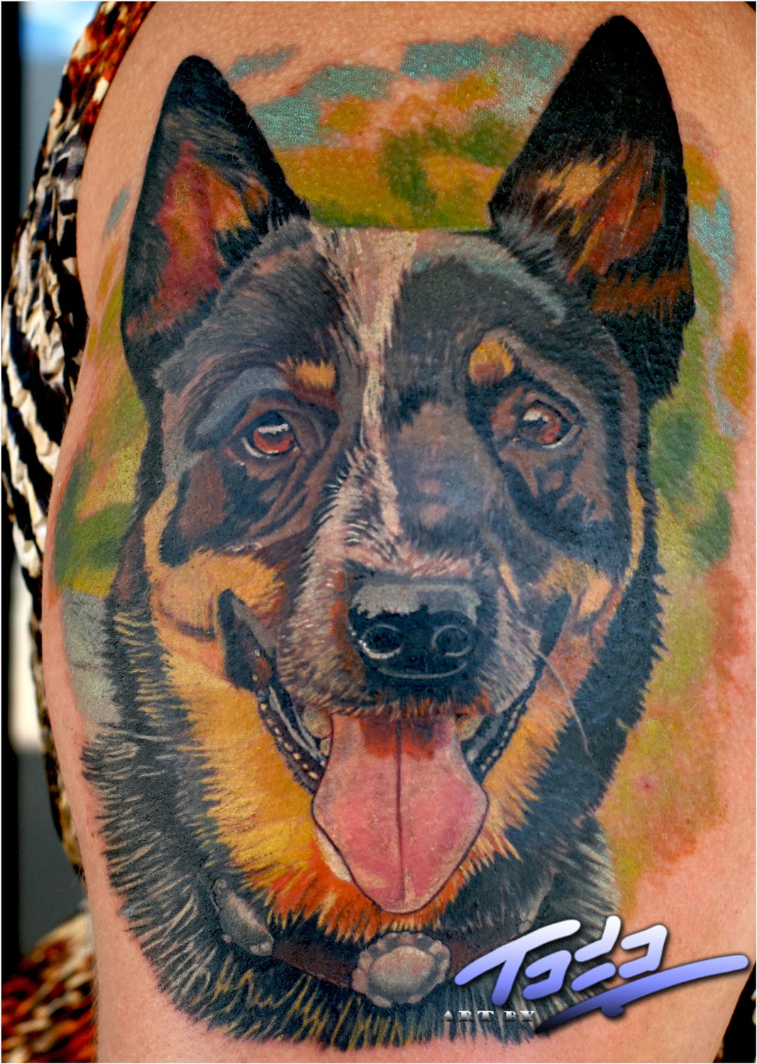 Tattooz Designs: Best Photo-Realistic Tattoos Designs