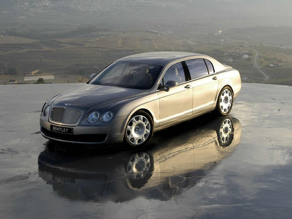 Bentley Continental Flying Spur 1920x1080 Wallpaper