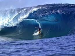 G-Land Surfing