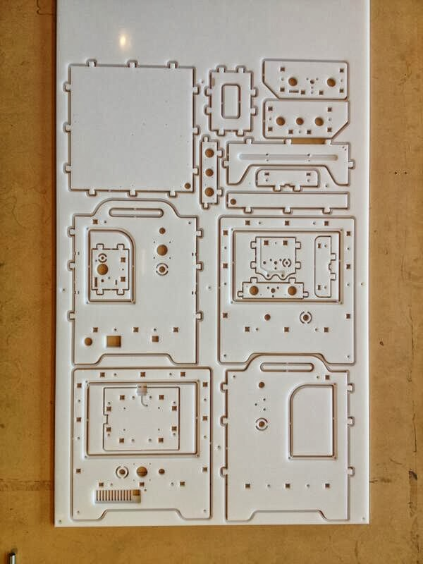 Diy 3d Printing More Details On The Othermill Desktop