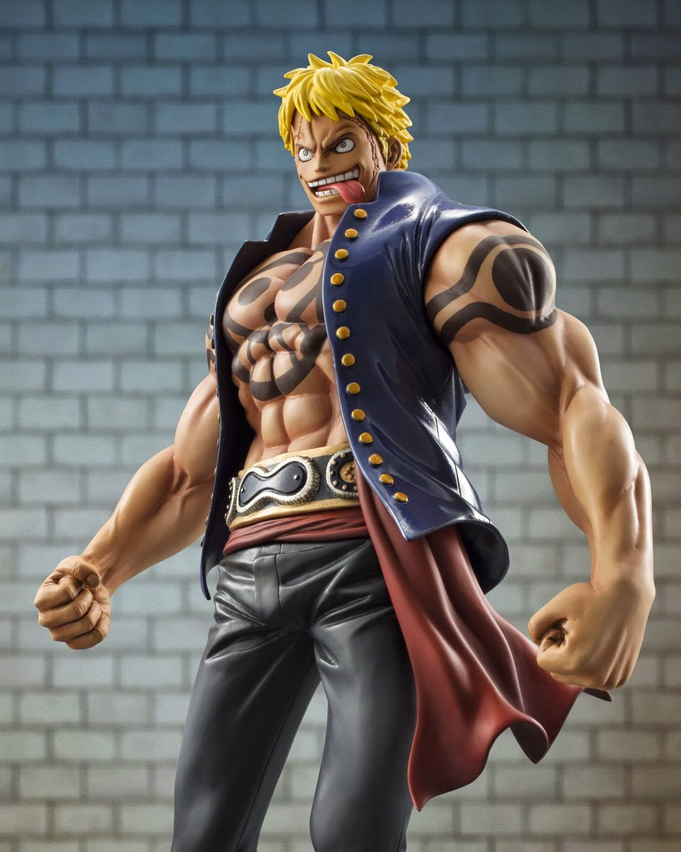 Bellamy adalah Karakter Antagonis One Piece