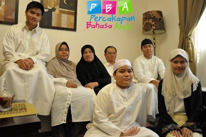 Anggota Keluarga dalam Bahasa Arab