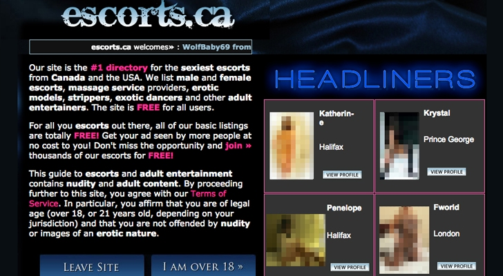 Ashley Madison's Company Secretly Running Online Escort Services — Leaked Documents Reveal