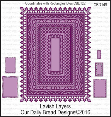 ODBD Custom Lavish Layers Dies