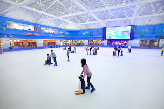 Vinpearl Land ice rink
