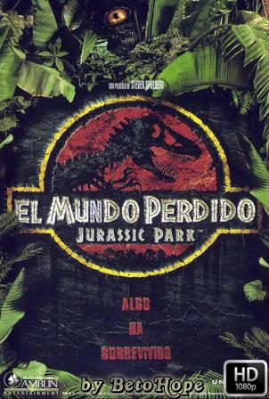 Jurassic Park 2: El mundo Perdido [1997] [Latino-Ingles] HD 1080P [Google Drive] GloboTV
