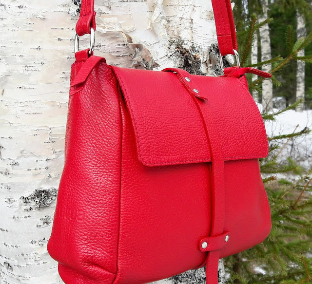 Utua quality handbags from Finland
