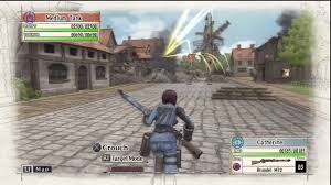 Valkyria Chronicles Screenshot-1