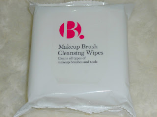 Makeup Brush Wipes Clean Cleanse