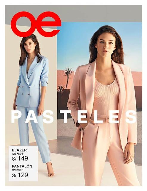 Catalogo Oechsle Pasteles setiembre 2018
