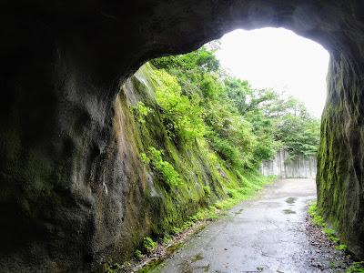 【北西に吉方位旅行】インスタ映えまちがいなしの清津峡!渓流沿いの露天風呂で生き返