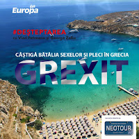 Castiga o vacanta la soare in Grecia
