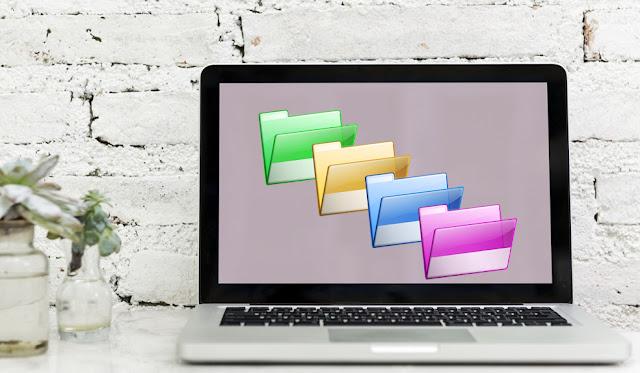 كيفية تغيير ألوان المجلدات على حاسوبك في الوندوز