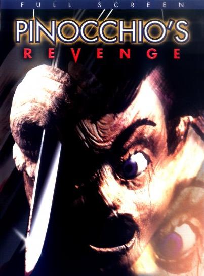 Poster do filme Pinóquio - O Perverso