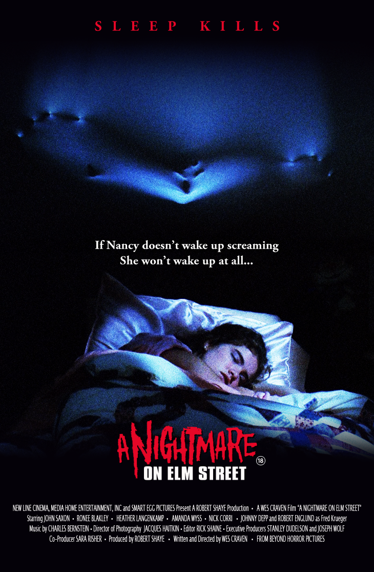 BEYOND HORROR DESIGN: NIGHTMARE ON ELM STREET, A (Wes ...