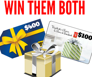 Win a Grocery & Electronic Gift Card
