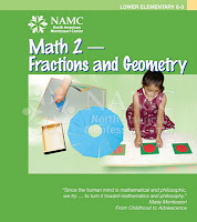 NAMC montessori elementary math curriculum tips multiplication difficulties math 2 manual