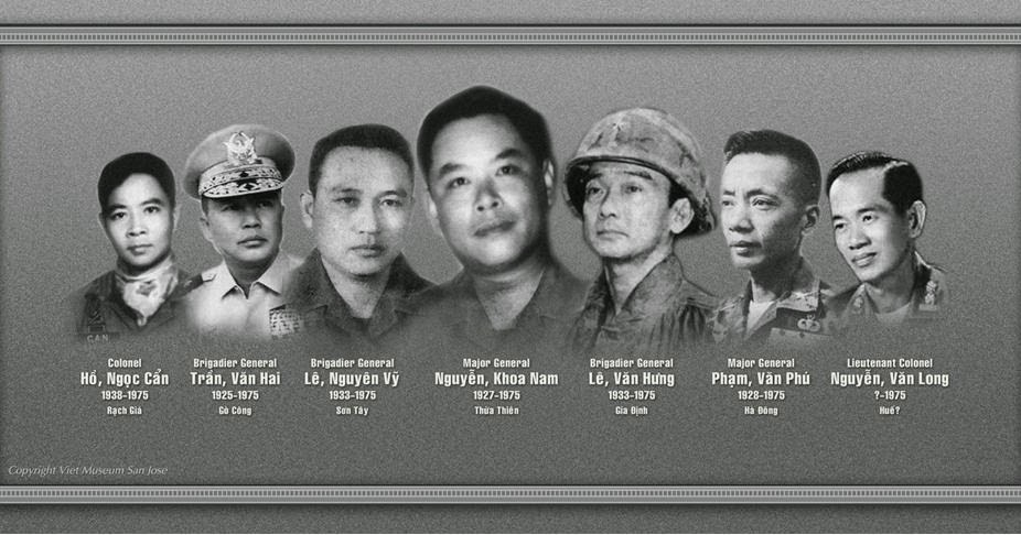 Image result for Brigadier General Le Van Hung
