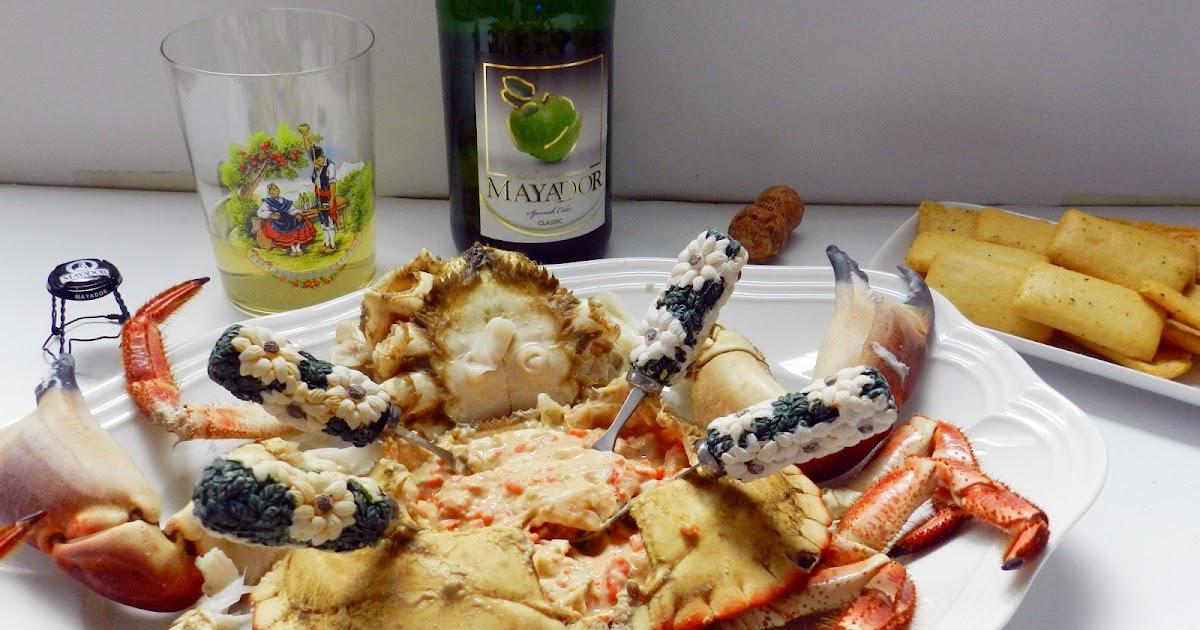 Como preparar el buey de mar y premio mil ideas mil - Como cocinar un buey de mar ...