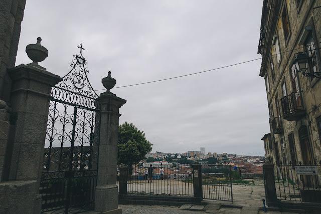 ヴィクトリア展望台(Miradouro da Vitoria)