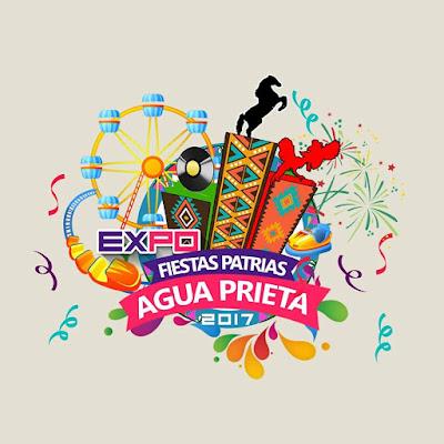 expo fiestas patrias agua prieta 2017