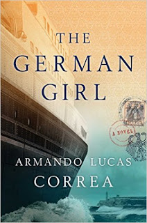 The German Girl by Armando Lucas Correa book cover