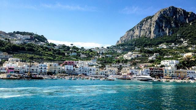 Roteiro de 1 dia na Ilha de Capri