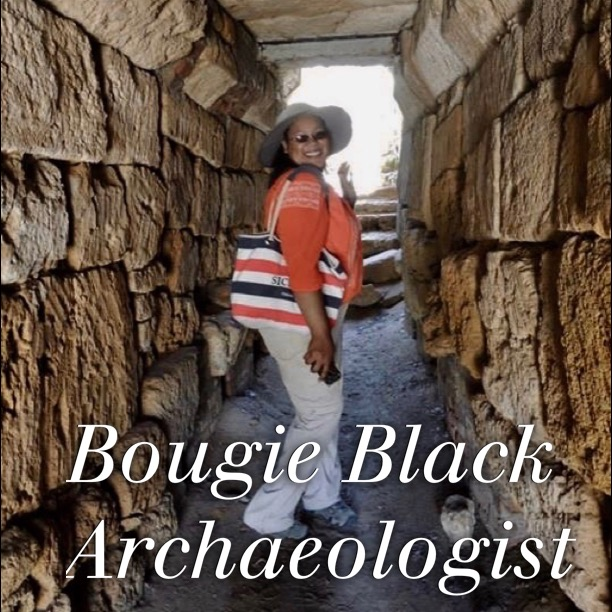 Bougie Black Archaeologist