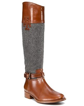 e3f60e7b86c Tory Burch Equestrian Riding Boot  498
