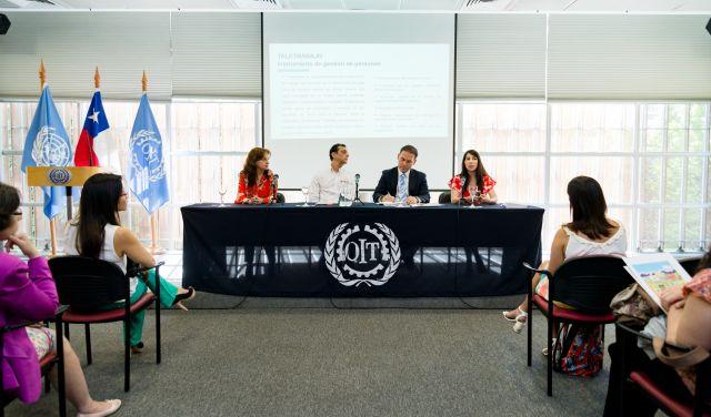 """Seminario sobre """"Conciliación Familia y Trabajo"""""""