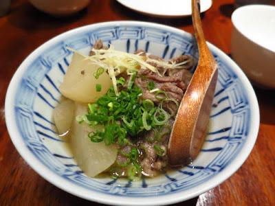 Suju Japanese Restaurant, gyu suji