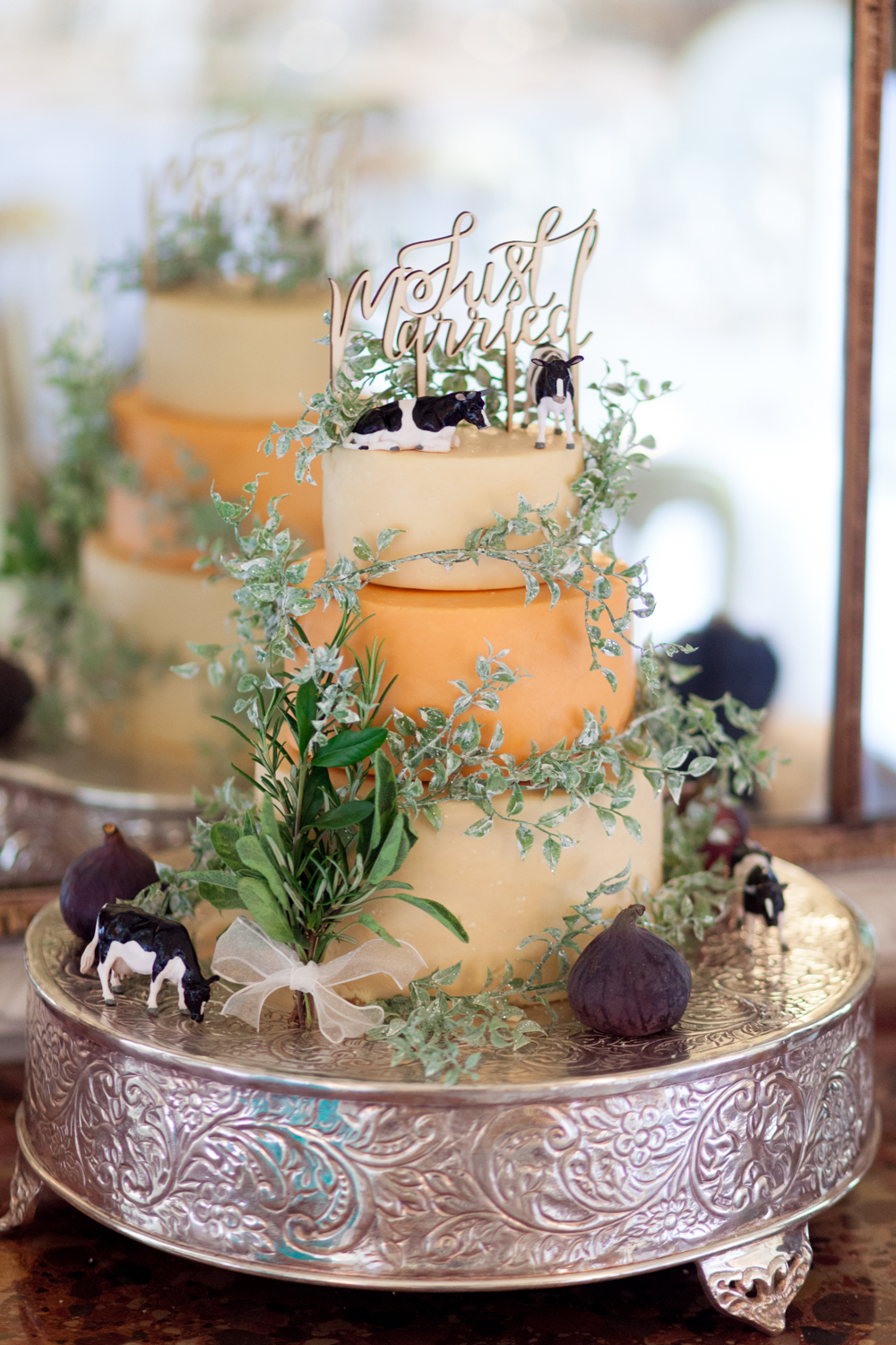 wedding cake cheese cake