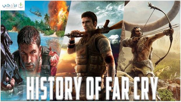تحميل لعبة فار كراي للكمبيوتر والاندرويد برابط مباشر ميديا فاير download far cry game