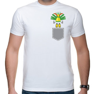 Koszulka z królem Julianem